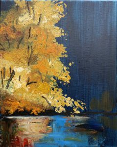 painting events in basel autumn theme