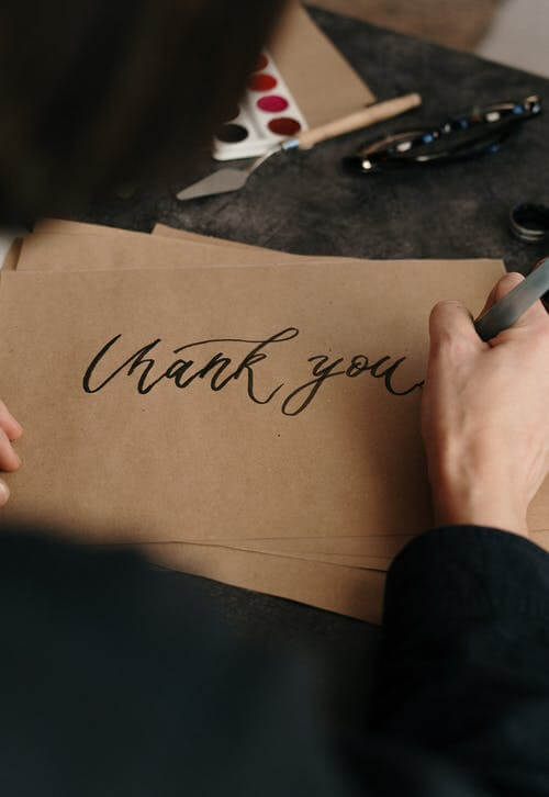Handlettering Workshop in Basel