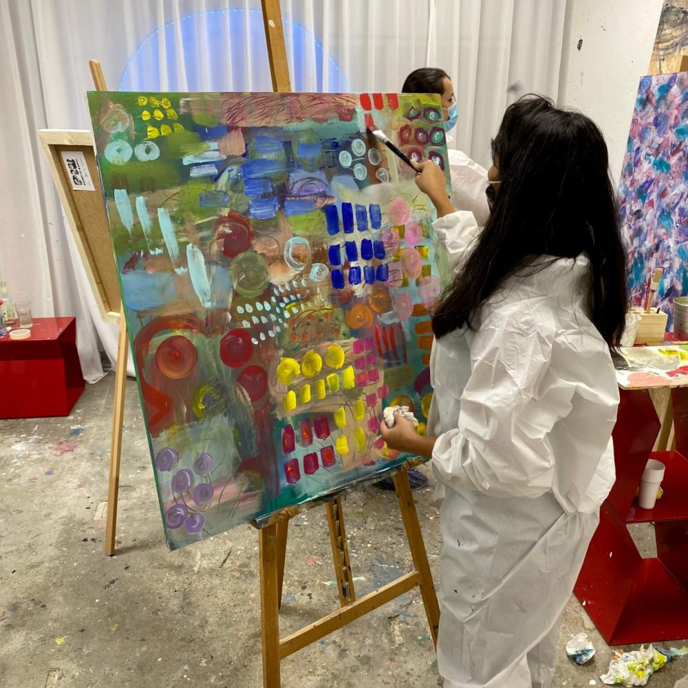 painting classes in Basel
