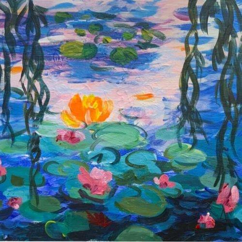 'Waterlilies'