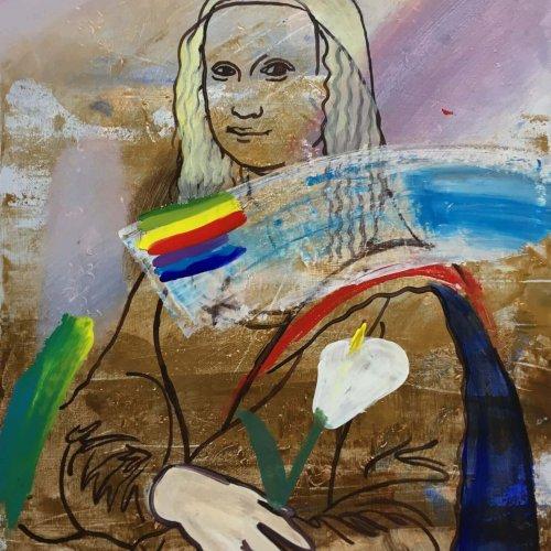 'Variations for Mona Lisa'