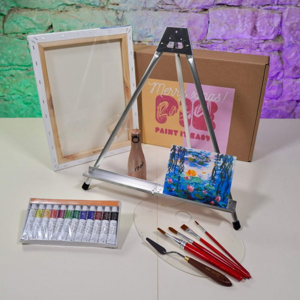 Painting gift box paint it easy