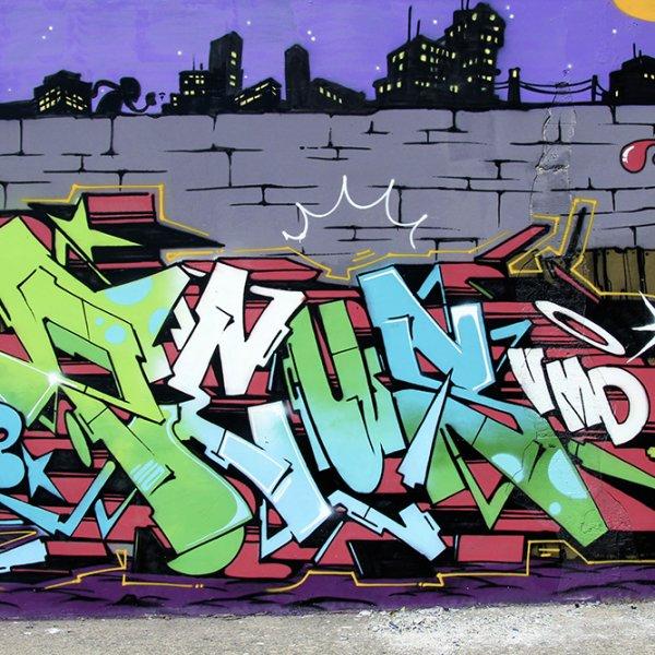 All about Graffiti